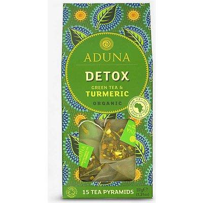 Detox Organic Green Tea and Tumeric tea 37g