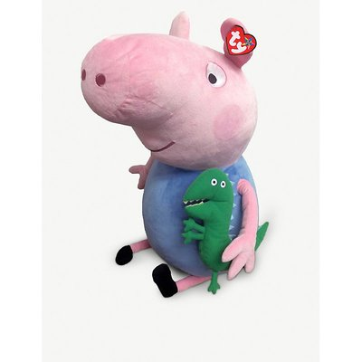 Ty George Pig soft toy 56cm