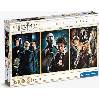 Clementoni Harry Potter puzzles set of three