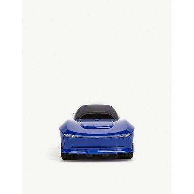 FAO Schwarz Smokey blue shell remote-control car