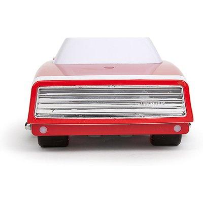 FAO Schwarz Lightning red shell remote-control car