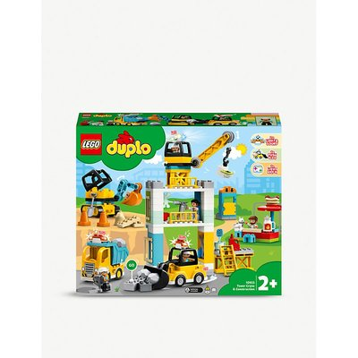 DUPLO® 10933 Tower Crane and Construction set