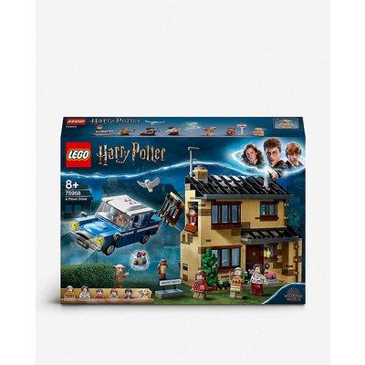 LEGO® Harry Potter 75968 4 Privet Drive kit