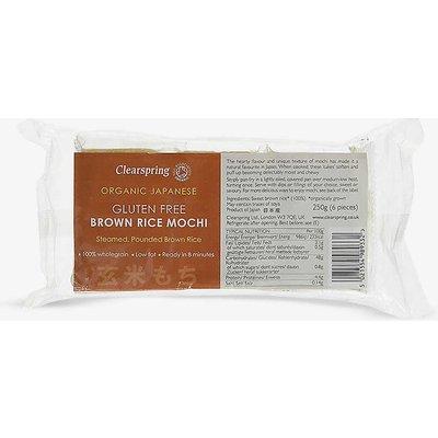 Organic Japanese brown rice mochi 250g