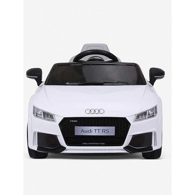 Ricco Audi TT RS Licenced battery-powered electric ride-on toy car