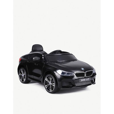 BMW 6 GT Licenced Two Battery Powered Kids Electric Ride On Toy Car
