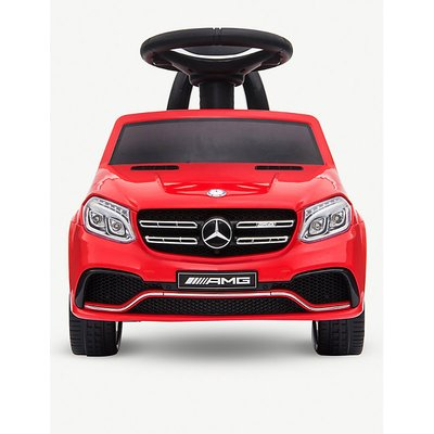 Mercedes Benz GLS63 Licensed Kids Electric Foot to Floor Ride on Car