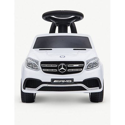 Mercedes Benz GLS63 6V battery-powered electric foot to floor ride on toy car