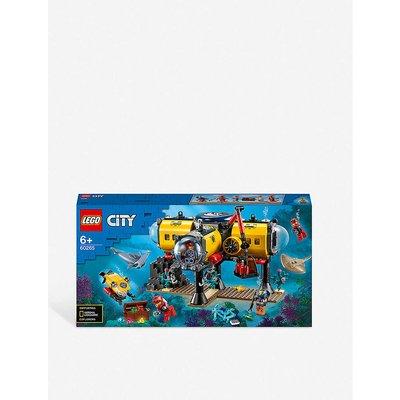 LEGO® City 60265 Ocean Exploration Base playset
