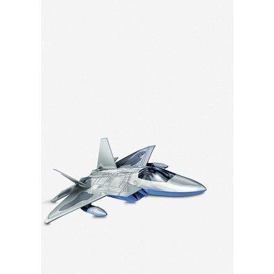 QUICK BUILD F22 Raptor model kit 21cm