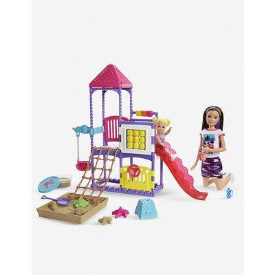 Barbie Skipper Babysitter Climb 'n Explore Playground playset