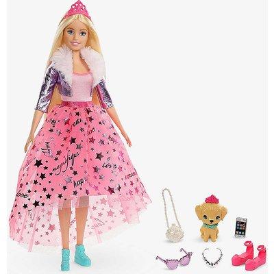 Princess Adventure Barbie doll 30cm