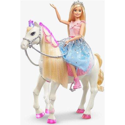 Barbie Princess Adventure Prance & Shimmer Horse set