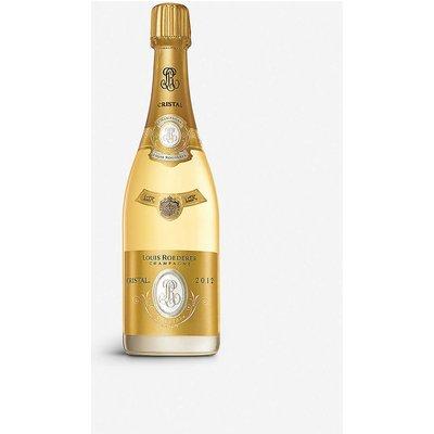 Louis Roederer 2012 Cristal Blanc champagne 750ml