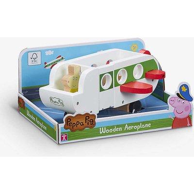Aeroplane wooden play set