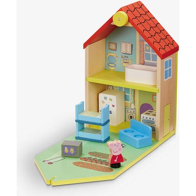 Peppa Pig Wooden Family Home playset 31.7cm