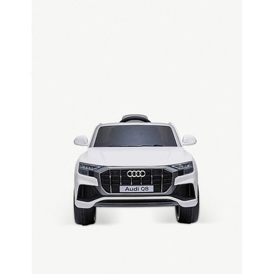 AUDI Q8 Licensed 4x4 Kids Electric Ride On Car