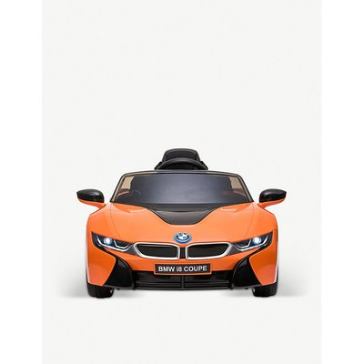 BMW i8 Licensed 12V 4.5A Two Motors Battery Powered Electric Ride On Toy Car