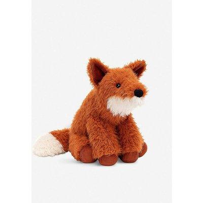 Curvie Fox soft toy 24cm