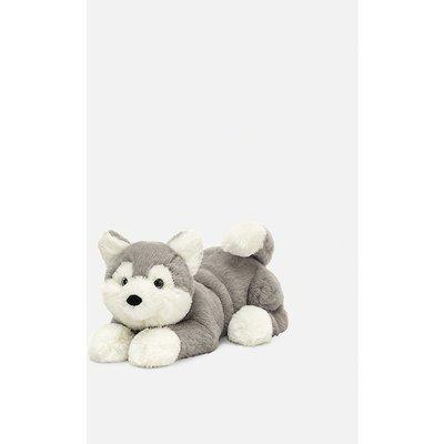 Hudson Husky soft toy 8cm