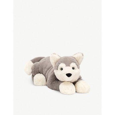 Hudson Husky soft toy 14cm