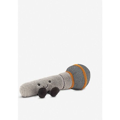 Amuseable Microphone soft toy 21cm