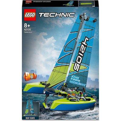 LEGO® Technic 42105 Catamaran set