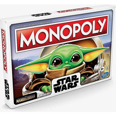 Monopoly Star Wars: The Child board game