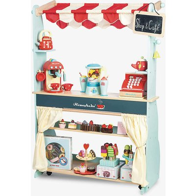 Honeybake shop and cafe wooden set