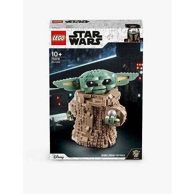 LEGO® Star Wars™ 75318 The Child build and display model