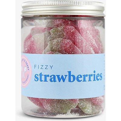 Vegan Fizzy Strawberries 250g