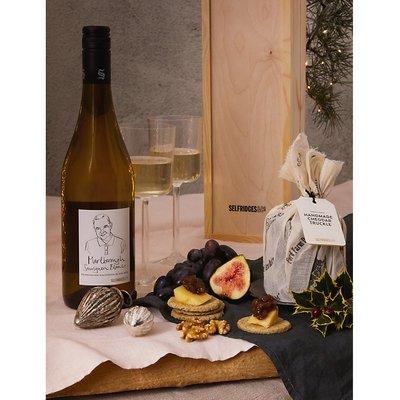 Cheddar & Wine gift box