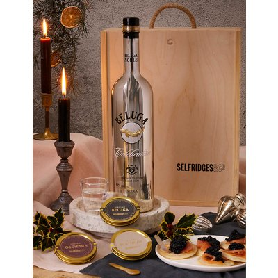 Caviar And Vodka gift box