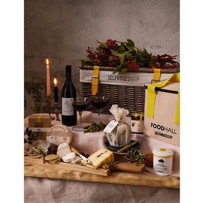 Cheese & Wine hamper