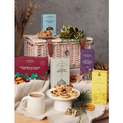 International Christmas Tea hamper