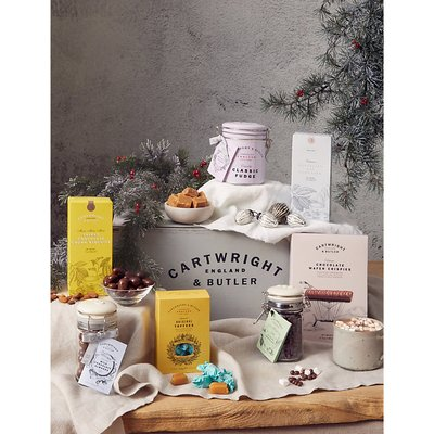 International Sweet Treats hamper