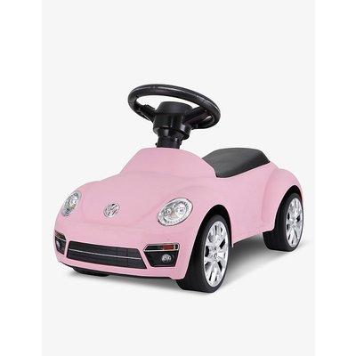 Volkswagen Beetle Foot To Floor Pink