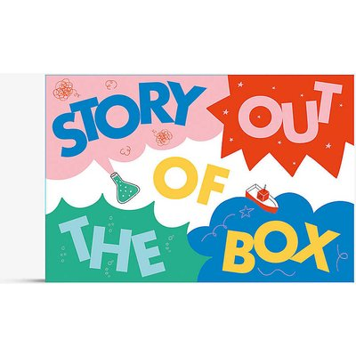 Story Out Of The Box board game
