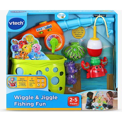 Wiggle and Jiggle fishing fun toy