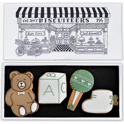 New Baby letterbox biscuits 150g