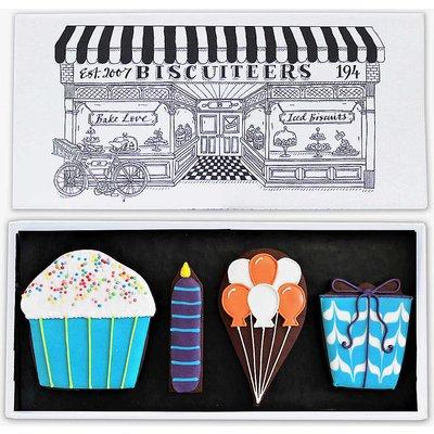 Birthday letterbox biscuits 150g