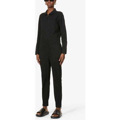 Arkin relaxed-fit cotton-blend jumpsuit