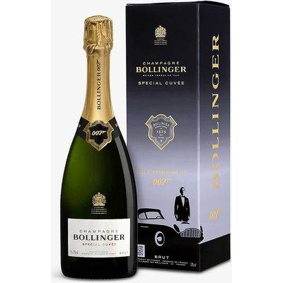007 James Bond Special Cuvée N.V. Champagne in giftbox 750ml