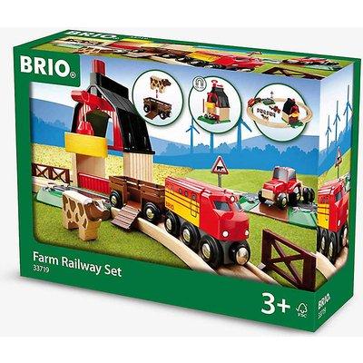 Farm Railway Set