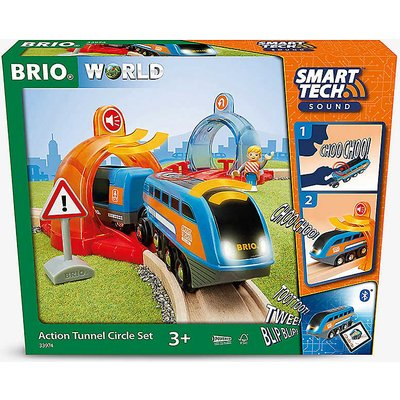 Smart Tech Action Tunnel Circle Set