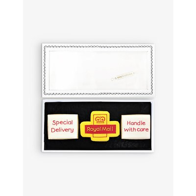 Biscuiteers for Royal Mail letterbox iced biscuits 150g