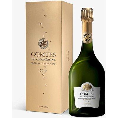 Taittinger Comtes Grand Cru Blanc de Blancs 2008 champagne 750ml