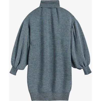 Romeax wool midi dress