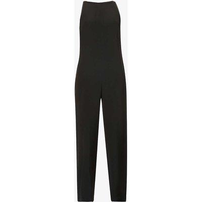 Erin loose-fit silk jumpsuit