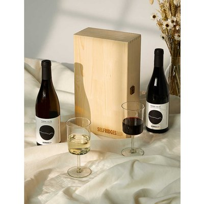 Red and White Wine Giftbox